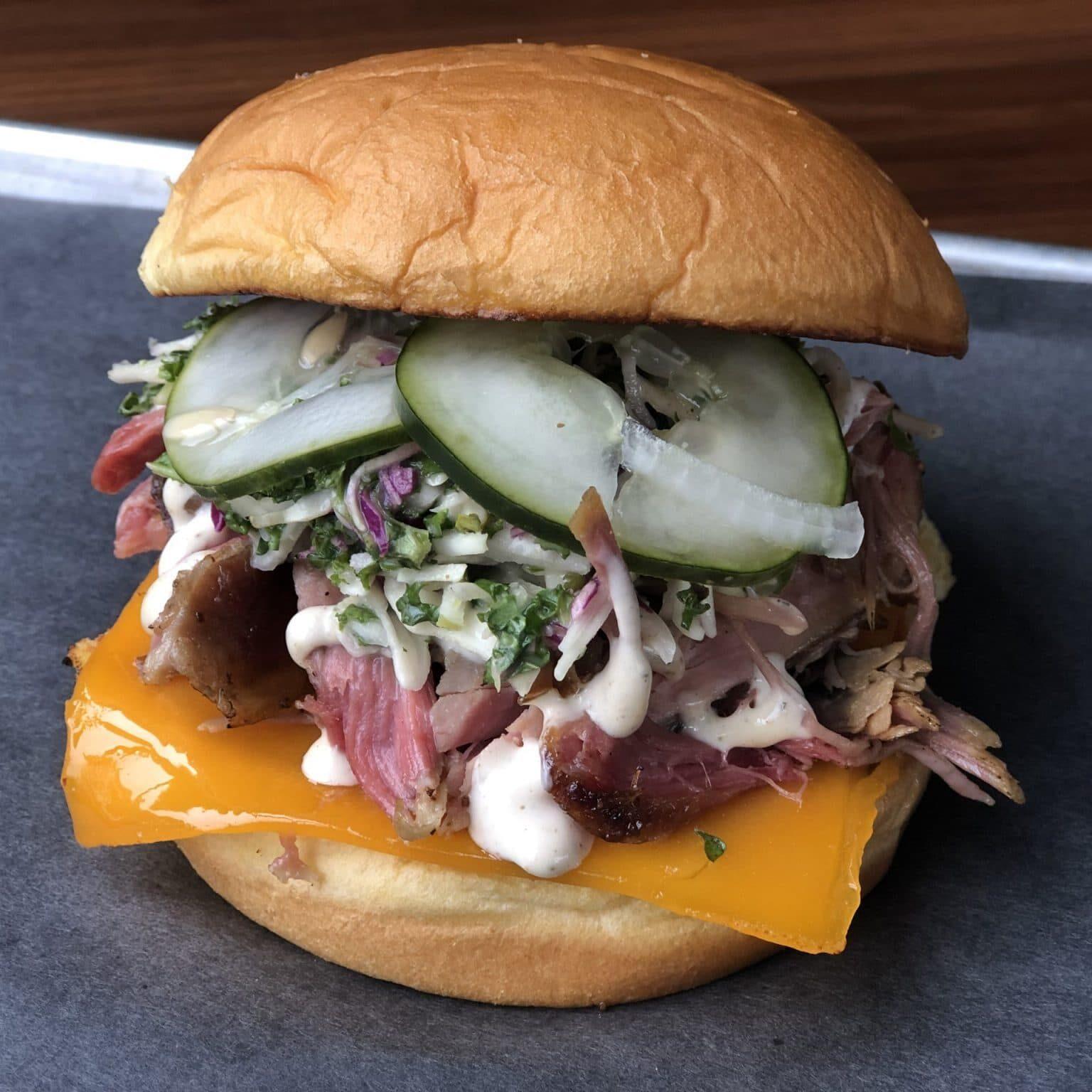 The Hogwood Sandwich